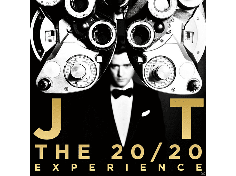 Justin Timberlake - The 20/20 Experience (Deluxe Version) [CD]