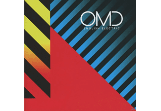 OMD - English Electric - (CD)