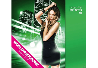 VARIOUS - Big City Beats Vol.18 - (CD)