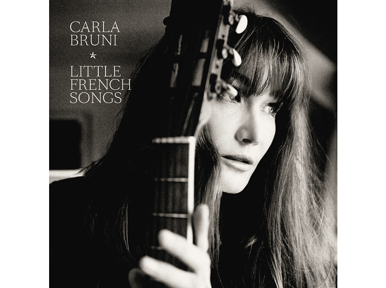 Carla Bruni - Little French Songs [CD]