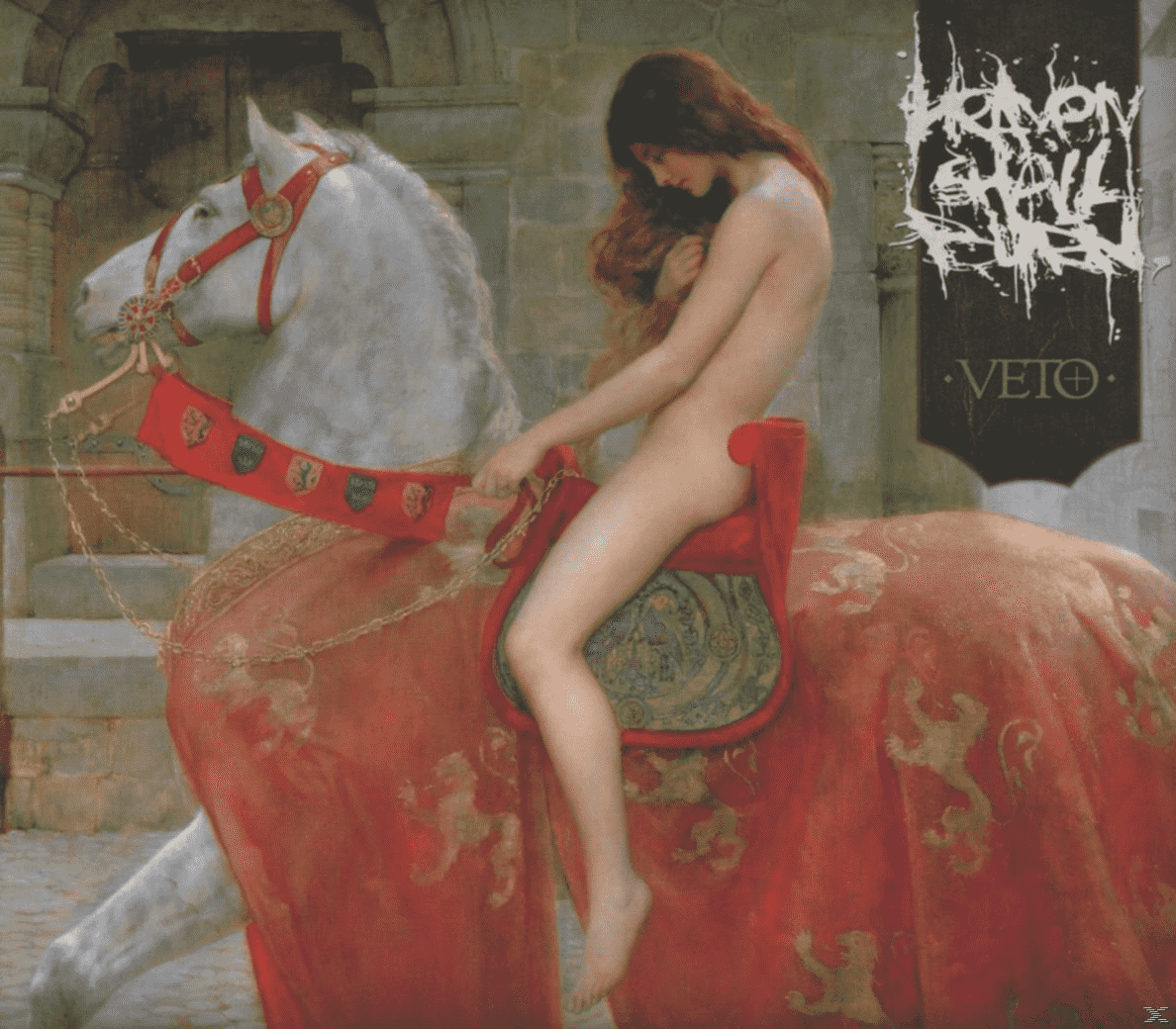 Veto (Limited Edition) Heaven Shall Burn auf CD + Bonus-CD