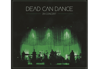Dead Can Dance - In Concert [CD]