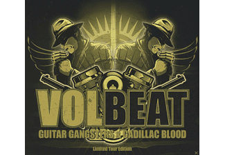 Volbeat - Guitar Gangsters & Cadillac Blood (Limited Edition) - (CD)