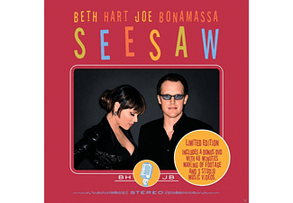 Beth Hart, Joe Bonamassa - SEESAW (LIMITED EDITION) - (CD + DVD)