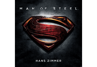 Hans Zimmer - Man Of Steel - (CD)