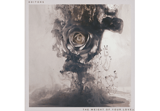 Editors - The Weight Of Your Love - (CD)
