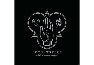 Boysetsfire - While A Nation Sleeps - (CD)