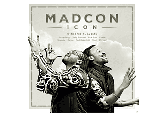 Madcon - ICON - (CD)