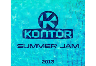 VARIOUS - Kontor Summer Jam 2013 - (CD)