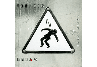 David Lynch - The Big Dream - (CD)