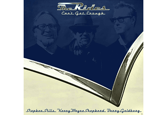 The Rides - Can't Get Enough - (CD)