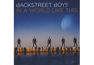 Backstreet Boys - IN A WORLD LIKE THIS - (CD)