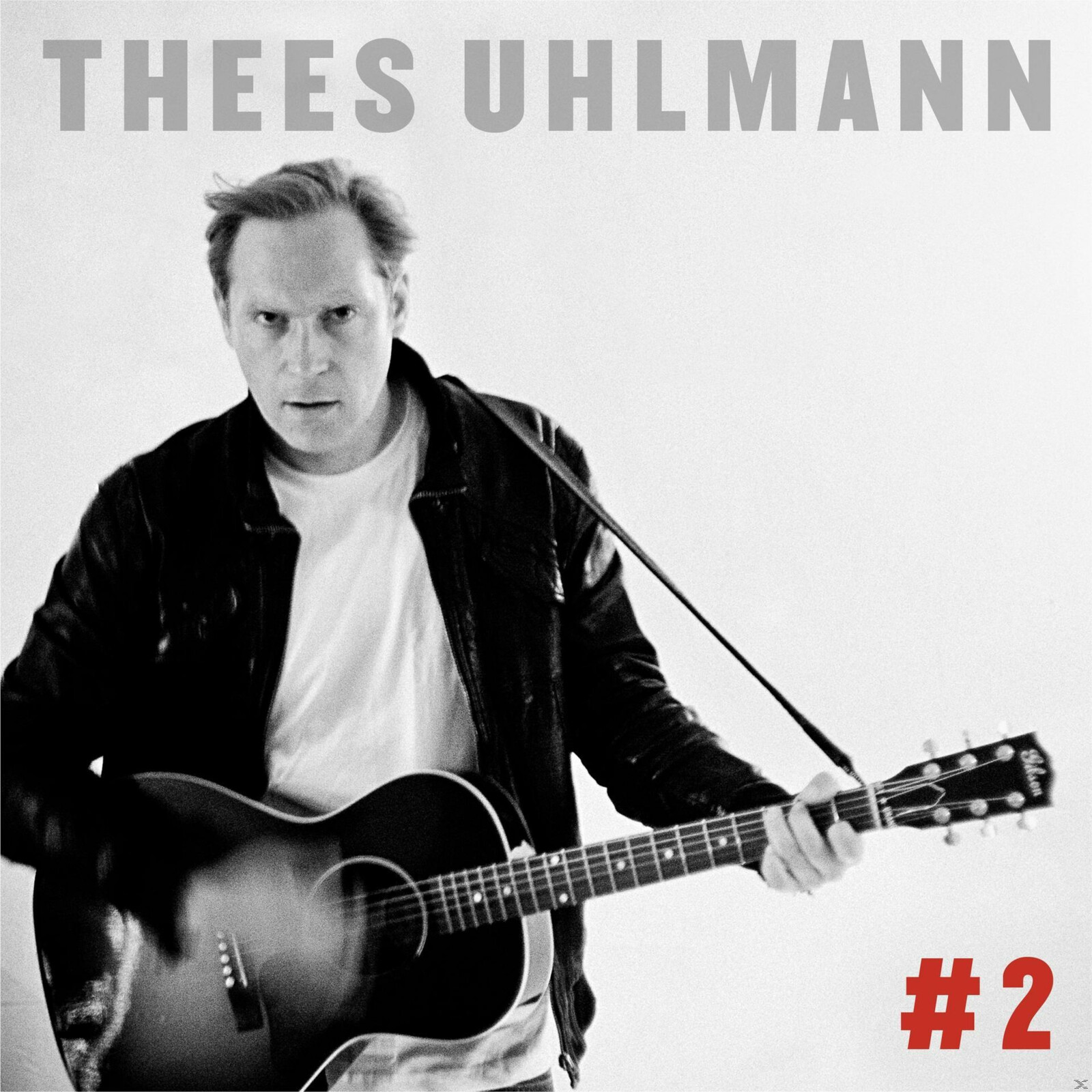 Thees Uhlmann - #2 (Deluxe Version) [CD]