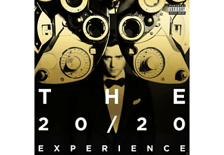 Justin Timberlake - THE 20/20 EXPERIENCE-2 OF 2 (DELUXE) - (CD)