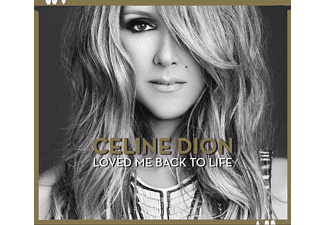 Céline Dion - LOVED ME BACK TO LIFE - (CD)