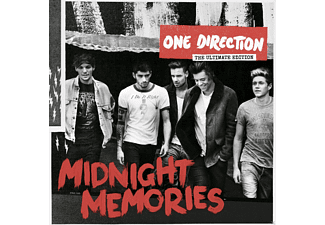 One Direction - Midnight Memories (The Ultimate Edition) - (CD)