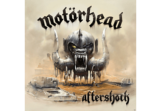 Motörhead - Aftershock - (CD)