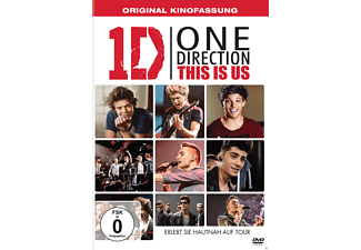 One Direction One Direction - This is us Dokumentation DVD