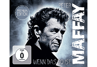 Peter Maffay - Wenn Das So Ist (Premium Edition) - (CD + DVD Video)