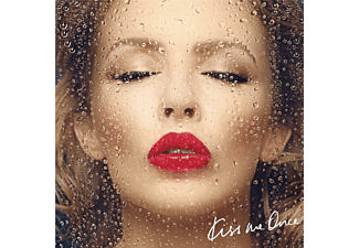 Kylie Minogue - Kiss Me Once (Special Edition) - (CD + DVD Video)