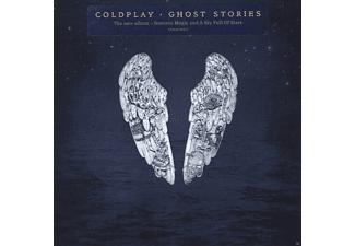 Coldplay -  Ghost Stories [CD]