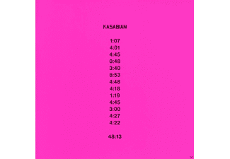 Kasabian - 48:13 - (CD)