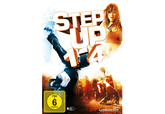 Step Up 1-4 - (DVD)