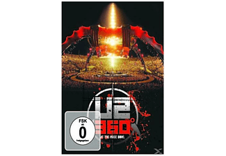 U2 - 360 At The Rose Bowl - (DVD)