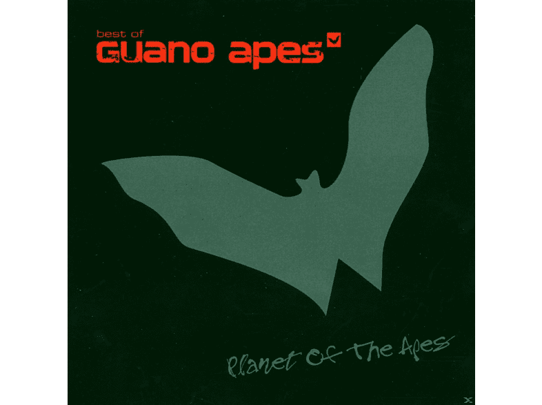 Guano Apes - Planet Of Apes - Best Of Guano Apes [CD EXTRA/Enhanced]