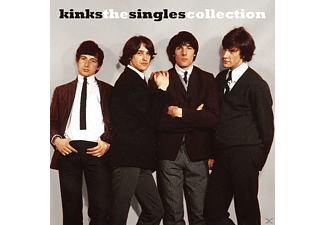 The Kinks - THE SINGLES COLLECTION - (CD)