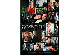 Gossip Girl - Staffel 6 - (DVD)
