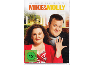 Mike & Molly - Staffel 2 - (DVD)