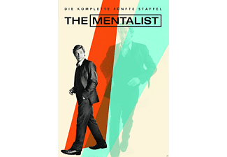 The Mentalist - Staffel 5 - (DVD)