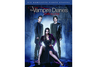 The Vampire Diaries - Staffel 4 Mystery DVD