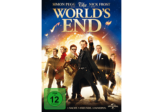 The World's End - (DVD)