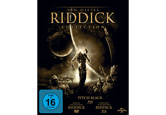 Riddick Collection Action Blu-ray