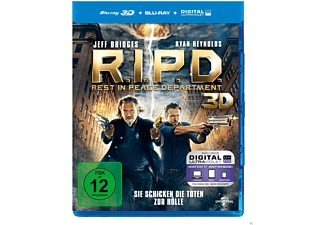 R.I.P.D. Action Blu-ray 3D
