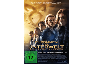 Chroniken der Unterwelt – City of Bones Fantasy DVD