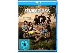 Shameless - Staffel 3 - (Blu-ray)