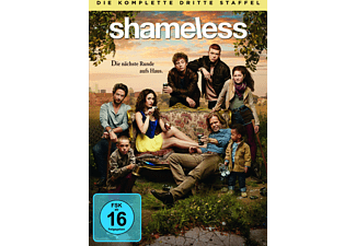 Shameless - Staffel 3 - (DVD)