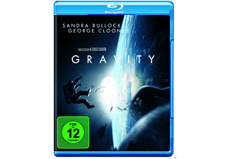 Gravity Science Fiction Blu-ray