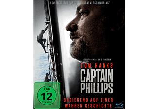 Captain Phillips Drama Blu-ray