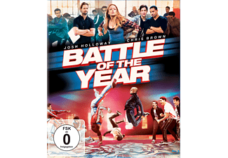 Battle of the Year Tanzfilm Blu-ray