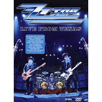 ZZ Top - Live From Texas [DVD]