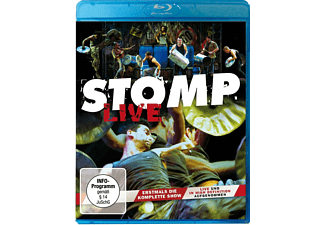 VARIOUS - Stomp-Live 2008 - (Blu-ray)