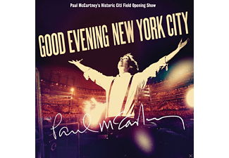 Paul McCartney - Good Evening New York City - (CD + DVD Video)