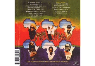 Peter Tosh - Mama Africa - (CD)
