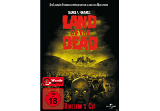 Land Of The Dead - (DVD)