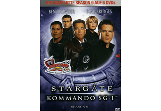 STARGATE SG-1 9 Science Fiction DVD