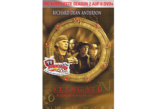 STARGATE SG-1 2 Science Fiction DVD